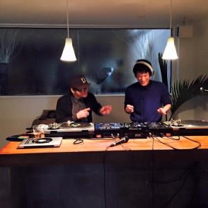 DJ Haga DJ Shinpei