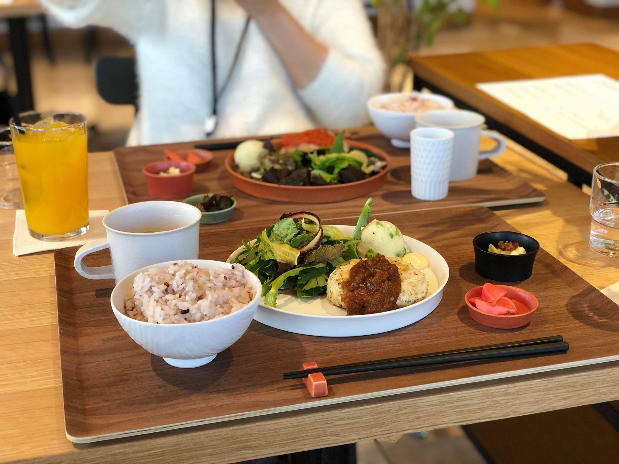 JONAI SQUARE カフェ