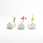 House for flower